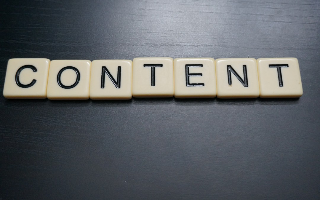 Building a Content Strategy